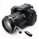 DSLR Follow Focus on Canon 18-135mm Lens
