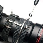 DSLR Follow Focus on Canon 200mm f/2.8 Lens