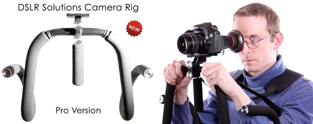 DSLR Camera Rig - User