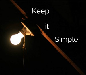 Easy Follow Focus - Keep it Simple!